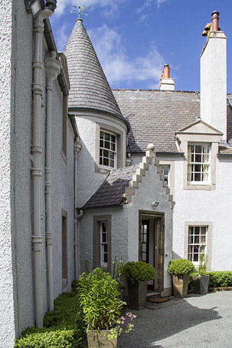 Duirinish Lodge, Plockton, History Building