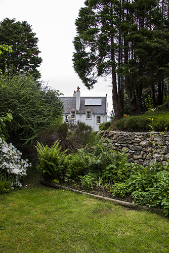 Duirinish Lodge, Plockton, Eco living