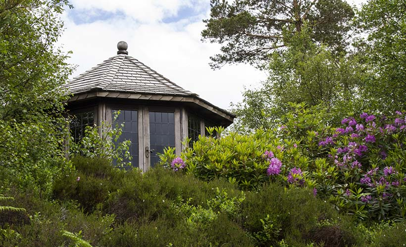 Duirinish Lodge, Plockton, Summer House
